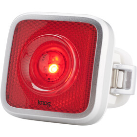 Knog Blinder MOB Rearlight StVZO rød LED silver